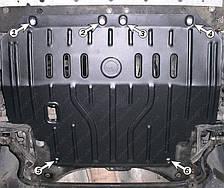 Защита двигателя Chrysler Cirrus LX (1995-2000) Полигон-Авто