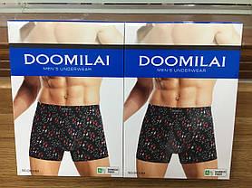 Мужские стрейчевые боксеры  Марка «DOOMILAI»  Арт.D-01004, фото 3