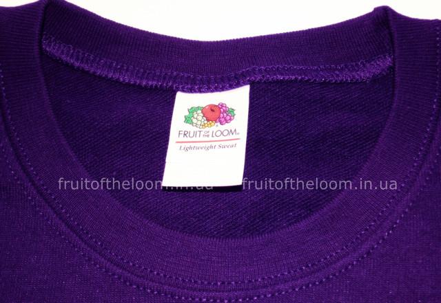 Фиолетовый   мужской  лёгкий свитер