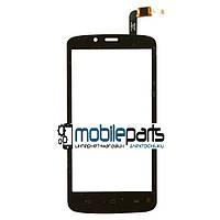 Оригинальный Сенсор (Тачскрин) для Huawei 3C Lite (Черный)