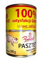Свинина, мясной паштет Pamapol 100%, 390 g