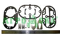 Ремкомплект головки компрессора (лепестковая головка) 2-х цилиндр. (ЯМЗ)