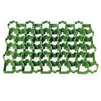 Решетка газонная Standartpark 8101-3 40x60 cм зеленая