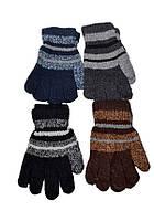 Перчатки Ангора детские для мальчиков