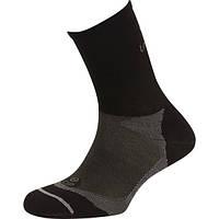 Термоноски унисекс Lorpen T2 Antibacterial Liner Sock CIP 511 black M