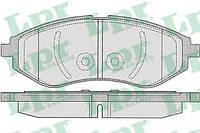 Передние тормозные колодки Aveo  LPR 05P1080