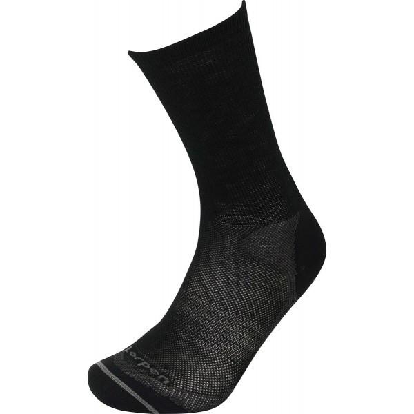 Термоноски унисекс Lorpen T2 Merino Liner Sock CIW 9937 black L
