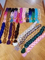 Косы с канекалоном – новый тренд в прическах с плетением ( боксерские косы, брейды )