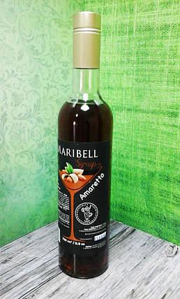 Сироп барный тм «Maribell» Амаретто, фото 2