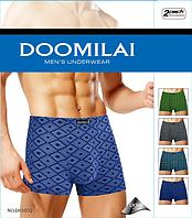 Мужские Боксеры Стрейчевые и Бамбук Марка «DOOMILAI»:D01032