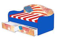 """Ліжко-диванчик """"Америка"""""""