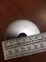 Магнит неодимовый 60*15мм с отверстием 15мм. На 85 кг Магнитное кольцо