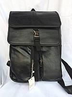 Рюкзак черный кожзам, фото 1