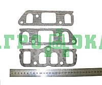 Набор прокладок коллектора (3 шт.) (ГАЗ-51, ГАЗ-52)