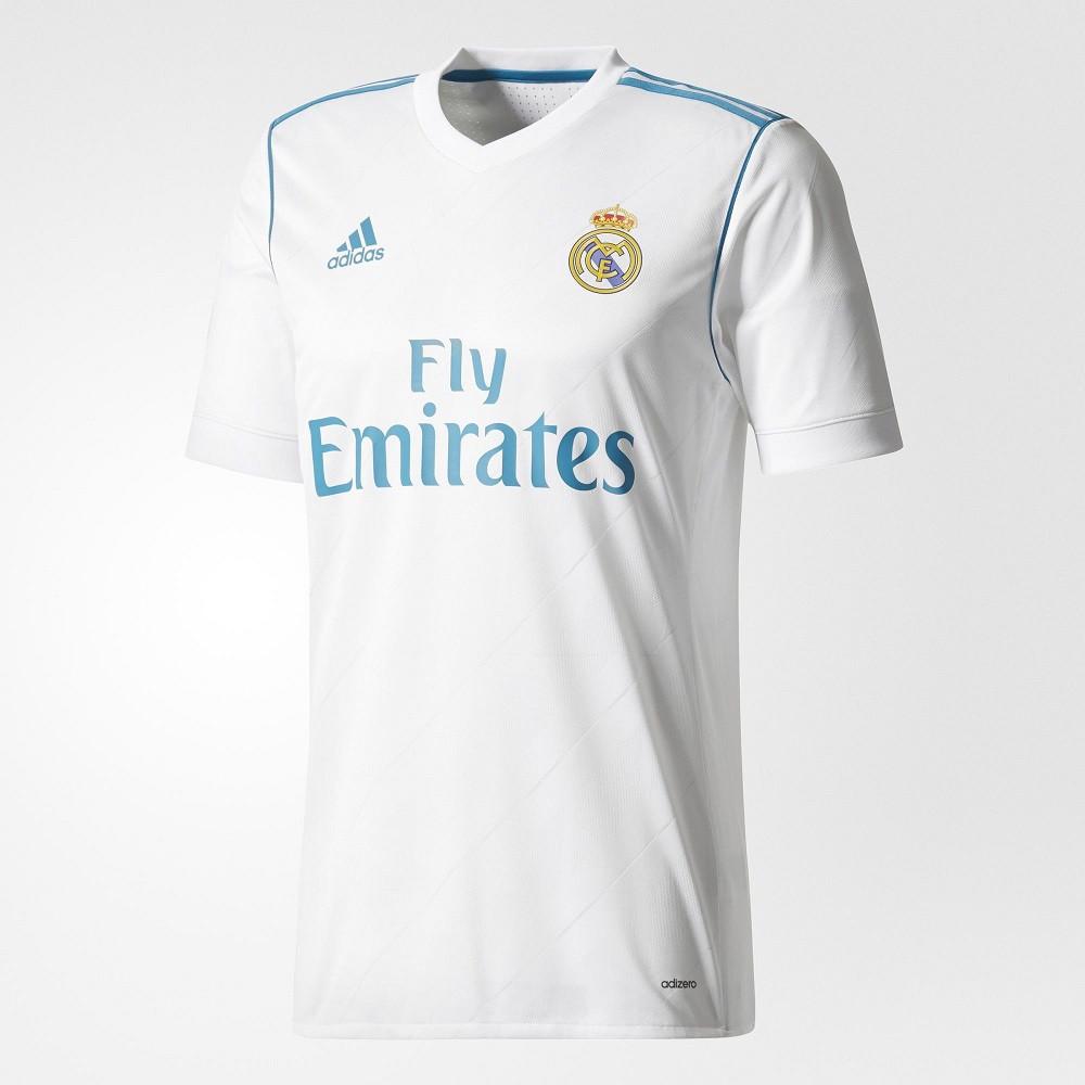 b23090901bf0 Футбольная форма 2017-2018 Реал Мадрид (Real Madrid), домашняя, x28 ...
