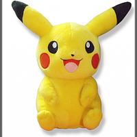 Мягкие плюшевые игрушки покемоны пикачу