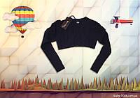 Вязаное шерстяное болеро для девочки Artigli Италия 129-134см (9лет)
