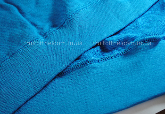 Ультрамариновый    мужской  лёгкий свитер