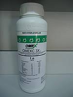 Водорозчинне добриво для позакореневої підживки Омекс 3Х 1л