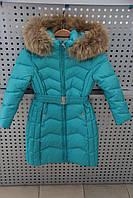 Куртка детская SNOWIMAGE SICBY-P604 БИРЮЗА