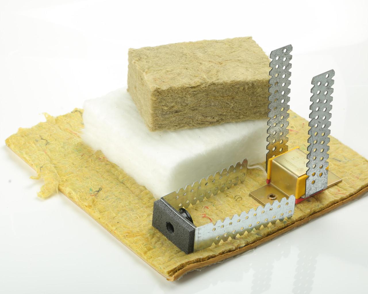 Звукоизоляционная полимерная мембрана Tecsound 70 (6.1 м2/упак.) толщ.3,8 мм