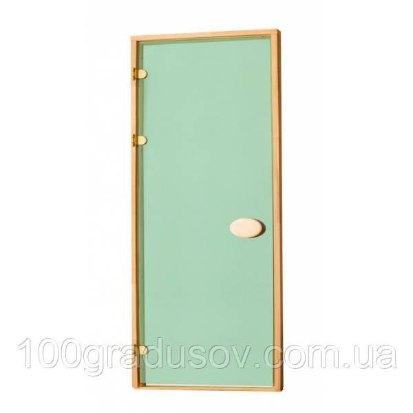 Двери для бани Balti (зеленые 80х210)