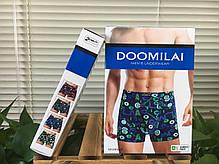 Мужские стрейчевые боксеры Марка «DOOMILAI» Арт.D-01020, фото 3