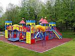 Безопасные детские площадки для дошкольников