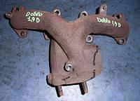 Коллектор выпускной 1.9D ft Fiat Doblo 2000-2009