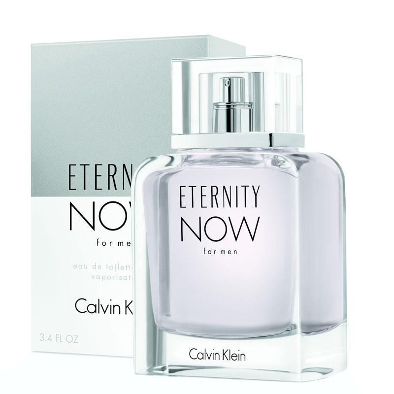 Calvin Klein Eternity Now For Men 50мл туалетная вода для мужчин