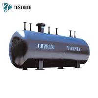 Резервуар ГАЗГОЛЬДЕР V=25 м³, с сертифицированным эпоксидно-полимерным покрытием