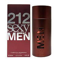 Carolina Herrera 212 Sexy Man 50мл Туалетная вода для мужчин