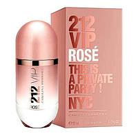 Carolina Herrera 212 VIP Rose 30мл Парфюмированная вода для женщин