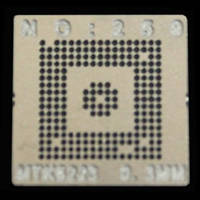 BGA трафарет 0,3 mm MTK6223