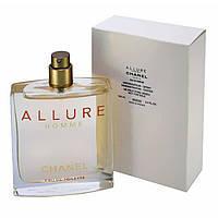 Chanel Allure Homme 100мл Тестер для мужчин