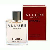Chanel Allure Homme 50мл Туалетная вода для мужчин
