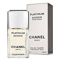 Chanel Egoist Platinum 50мл Туалетная вода для мужчин