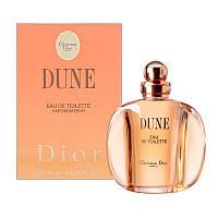 Christian Dior Dune 50мл Туалетная вода для женщин