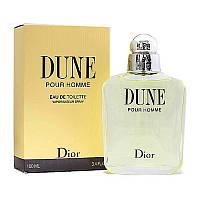 Christian Dior Dune Pour Homme 100мл Туалетная вода для мужчин