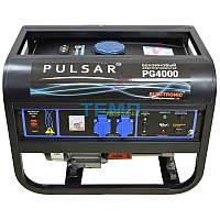 Генератор PULSAR PG-4000E(2,8-3,2кВт)