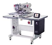 Швейный автомат для пришивания этикеток, липучек «велкро», шевронов и пр..