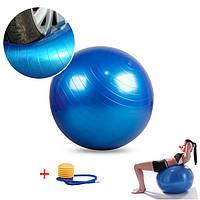 Мяч фитнес с ручками IronMaster, D65cm, в ассортименте