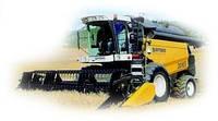 Комплектующие для сельхозтехники комбайнов и тракторов