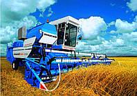 Комбайны зерноуборочные украинских и зарубежных производителей