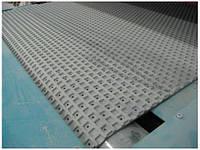 Ленты конвейерные резинотканевые рифленые