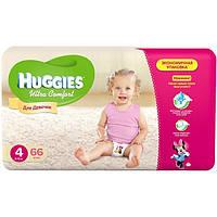 Подгузники Huggies Ultra Comfort 4 8-14 кг 66 шт