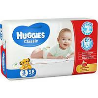 Подгузники Huggies Classic 5 11-25 кг 58 шт