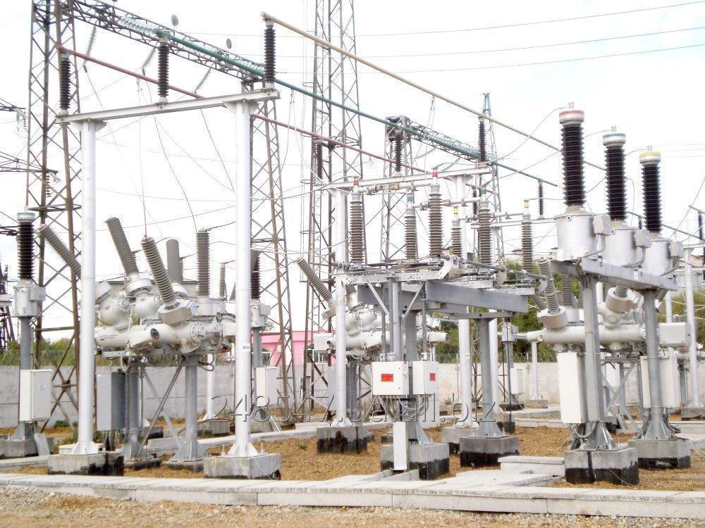 Реконструкция подстанций, распредустройств и электросетей