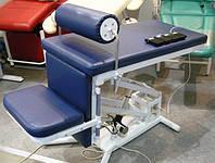Стол проктологический(электрические регулировки)