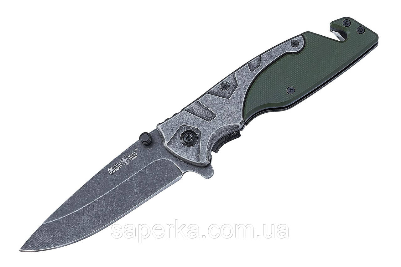 Нож складной ежедневный Grand Way 16009